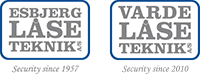 Esbjerg & Varde Låseteknik Logo